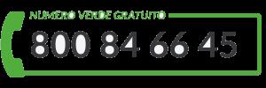 FIDRA-numero verde