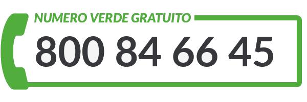 FIDRA-numeroverde